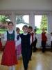 Fotoshooting in der Kindertanzprobe 2013