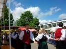 Maibaumfest in Meiningen 2014